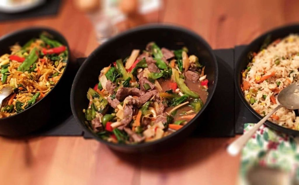Syn Free Stir-fried Beef, Ginger & Spring Onions With Added Speed | Slimming World