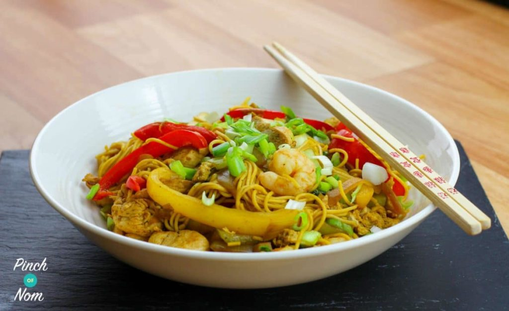 Syn Free Speedy Singapore Noodles