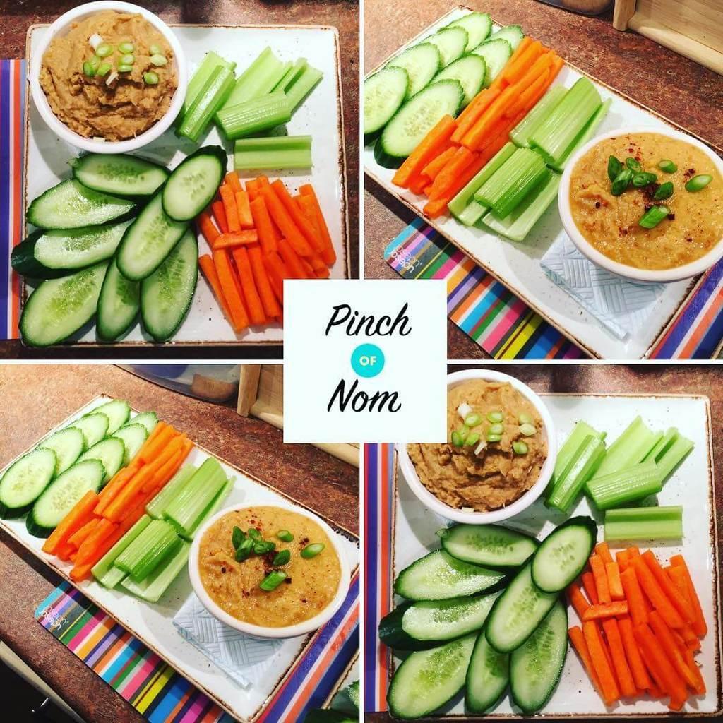 Sweet Chilli Hummus   Slimming & Weight Watchers Friendly