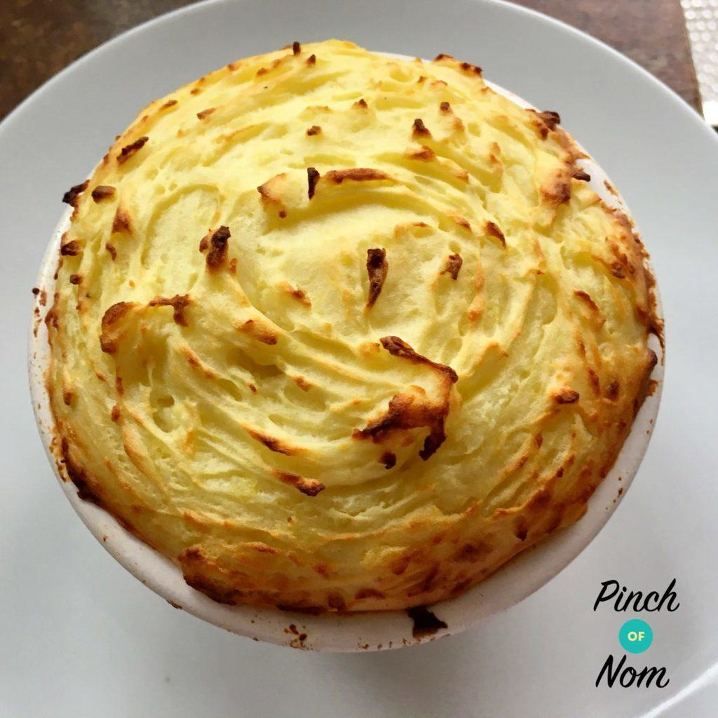 Cottage Pie | Slimming & Weight Watchers Friendly