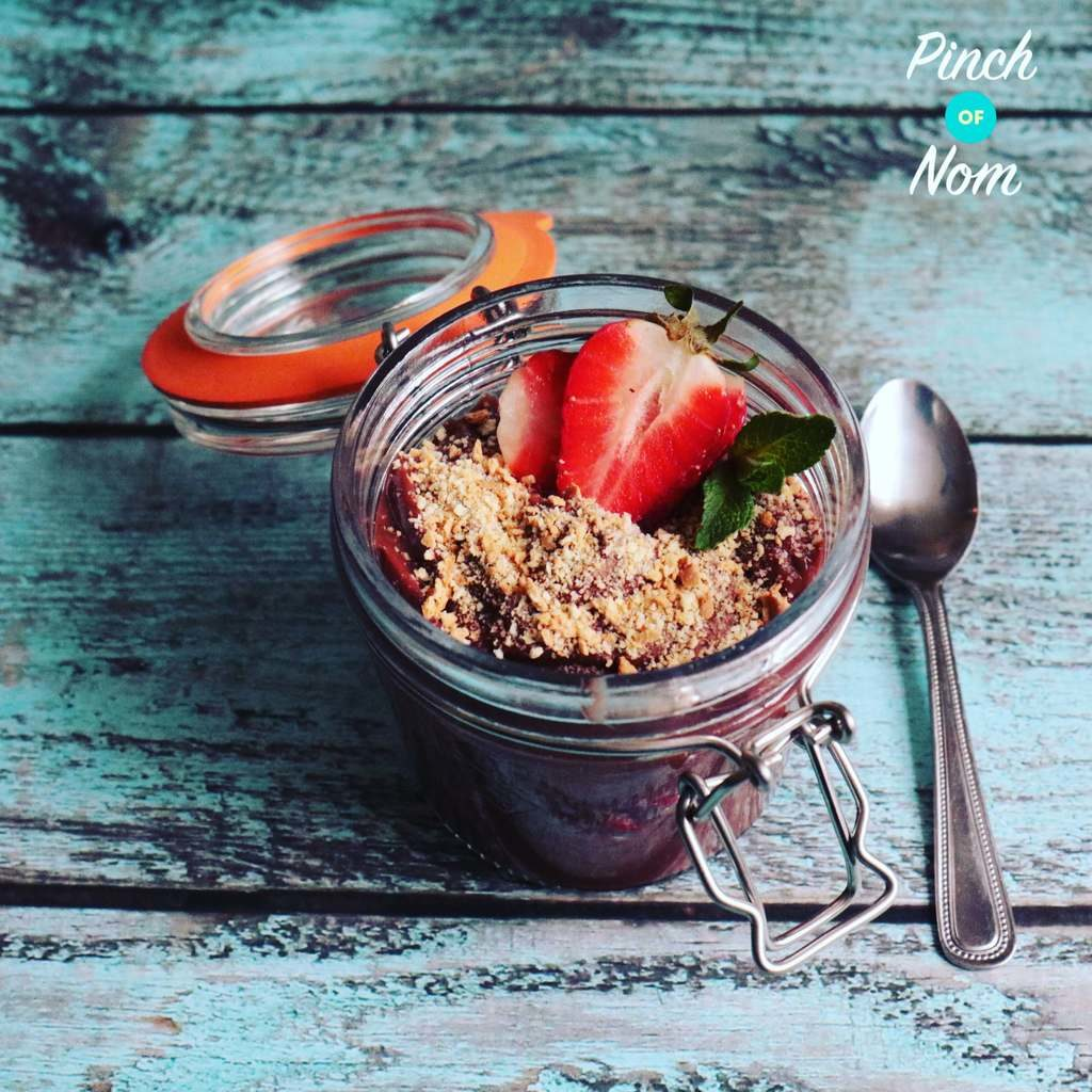 2 Syn Chocolate Mousse | Slimming World