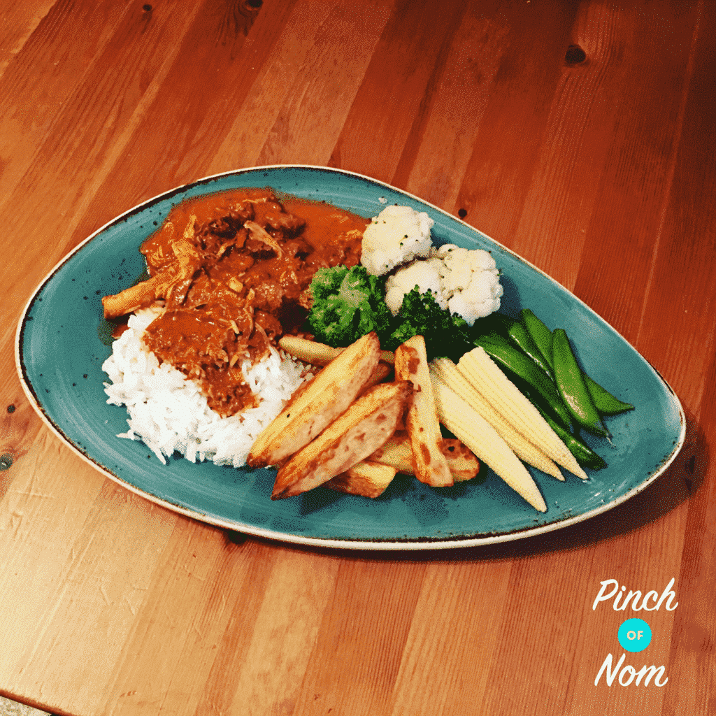 Beef Paprikash | Slimming & Weight Watchers Friendly