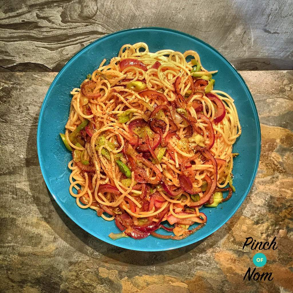 Marmite Pasta | Slimming & Weight Watchers Friendly