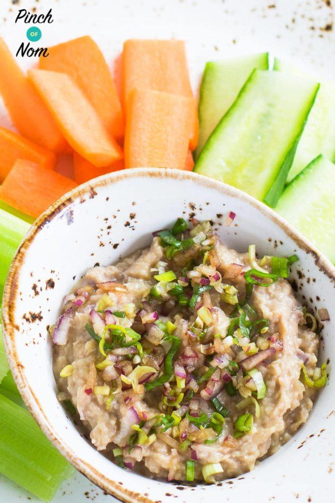 Syn Free Caramelised Onion Hummus