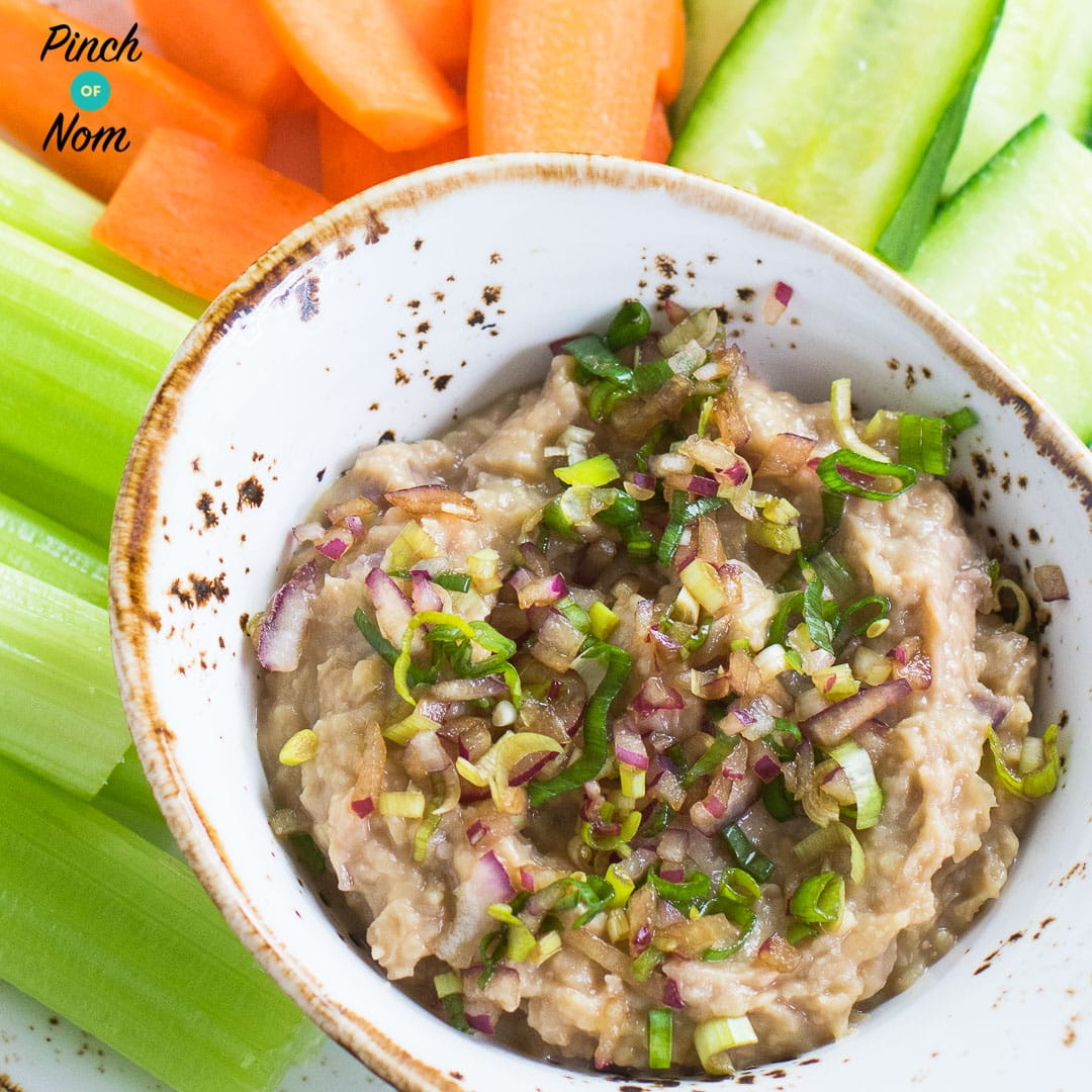 Syn Free Caramelised Onion Hummus | Slimming World - Pinch ...