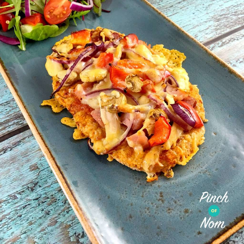 Syn Free Chicken Club Pizza