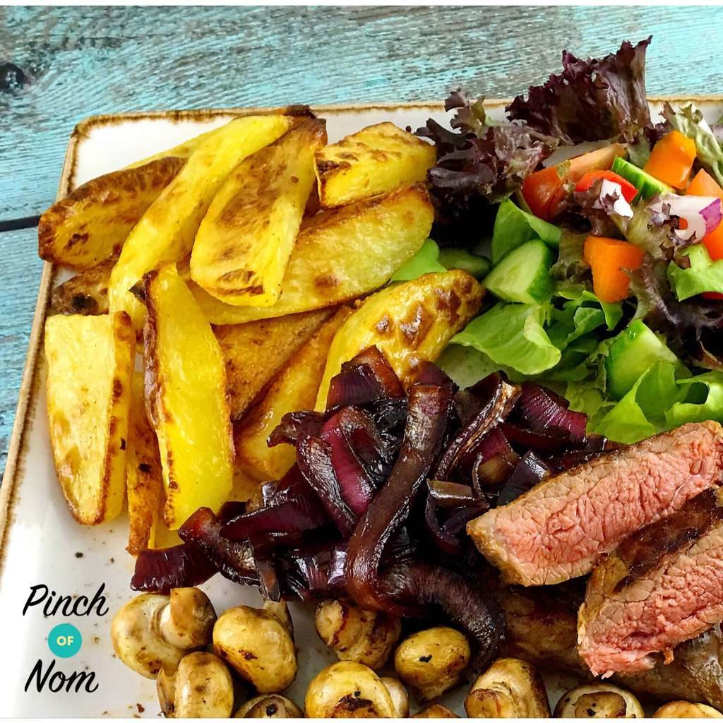 Syn Free Chunky Chips