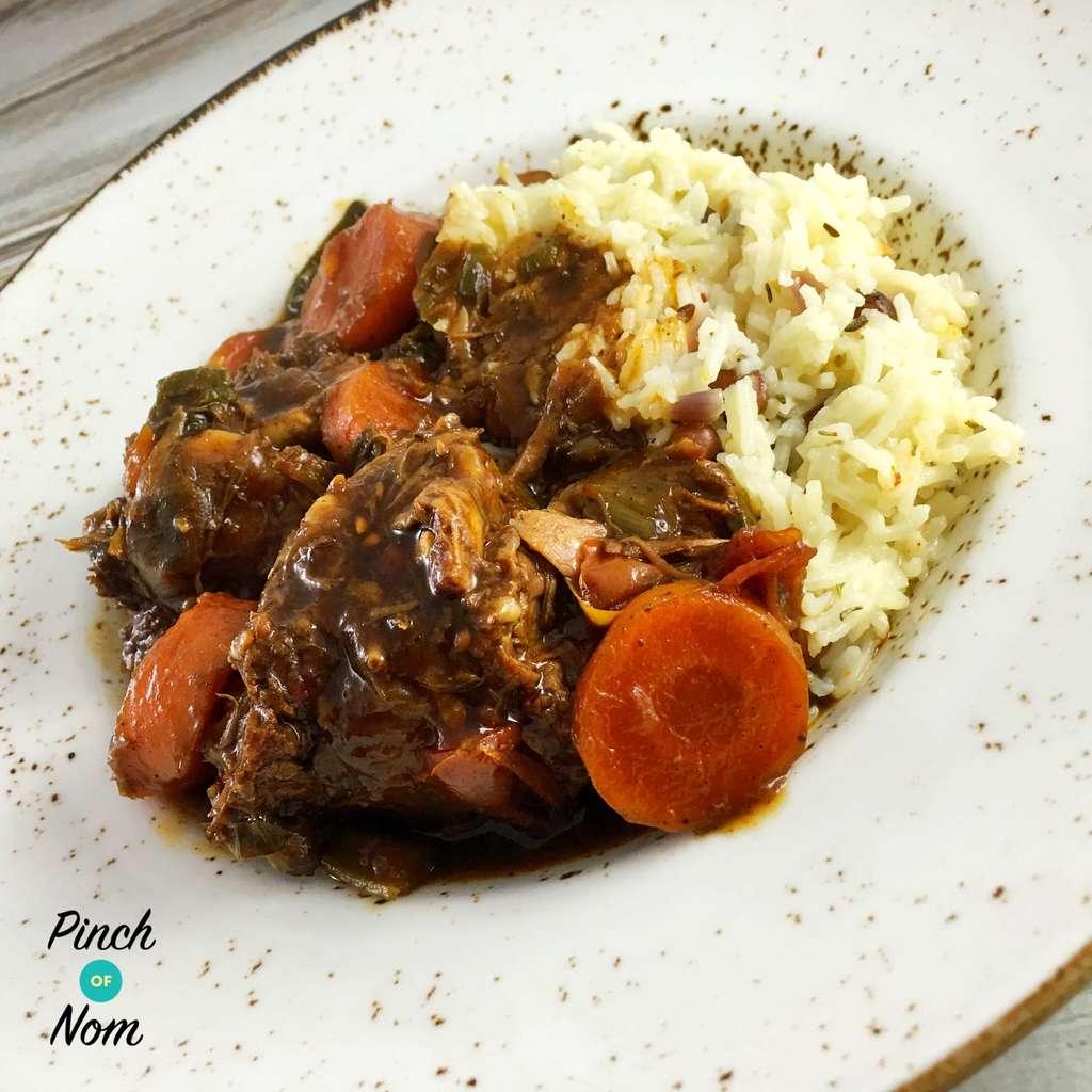 Jamaican Oxtail Stew | Slimming & Weight Watchers Friendly