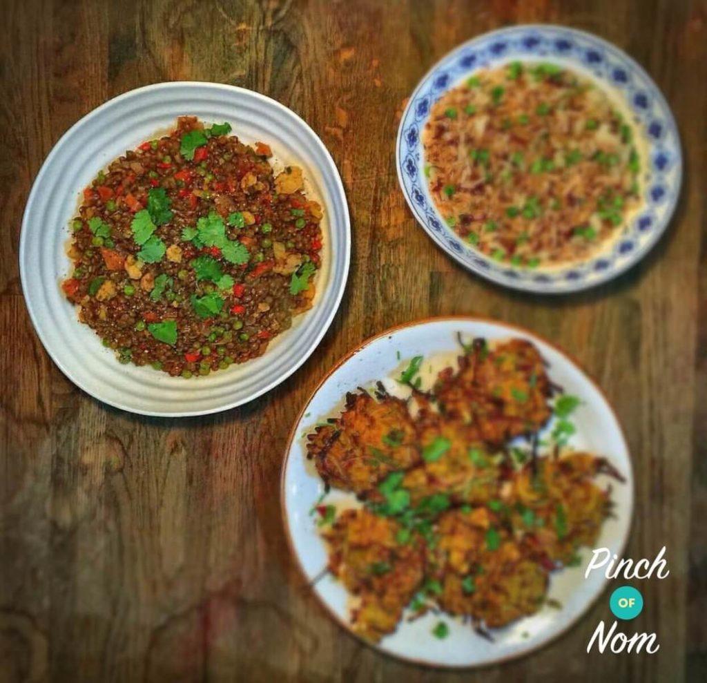 Lentil Curry pinchofnom.com