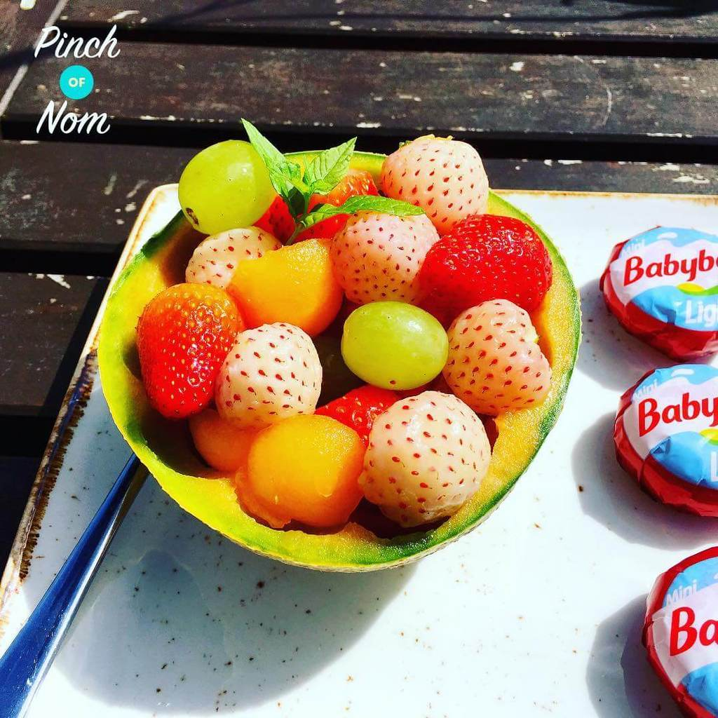 Syn Free Melon and Berry Bowl | Slimming World