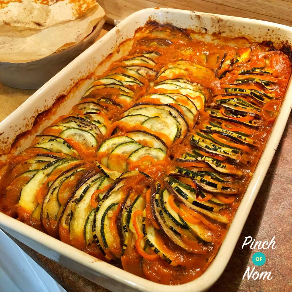 Ratatouille S Ratatouille Syn Free Slimming World