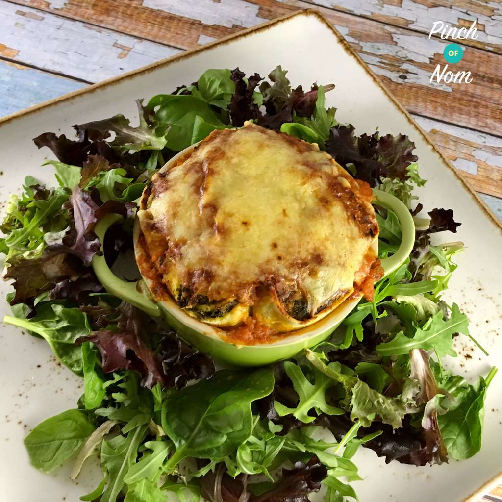 Bolognese Rotolo | Slimming World & Weight Watchers Friendly