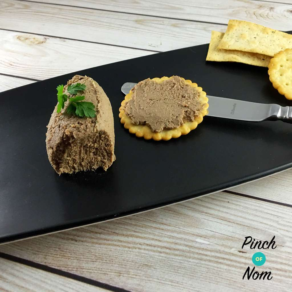 Syn Free Chicken and Baco Pate | Slimming World