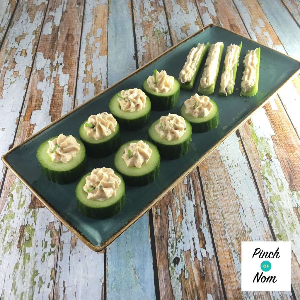 Smoked Salmon Mousse   Slimming & Weight Watchers Friendly