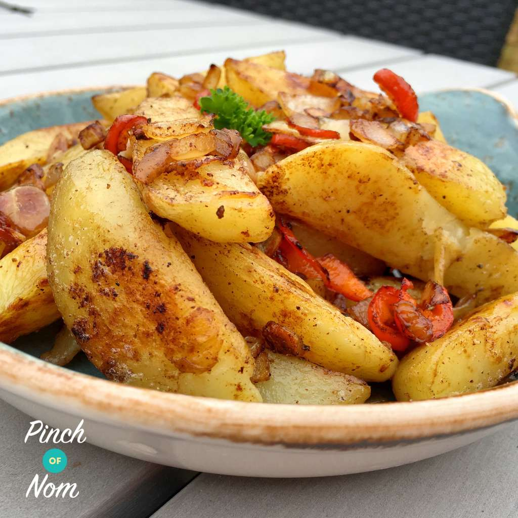 Syn Free Salt And Pepper Chips Slimming World Pinch Of Nom