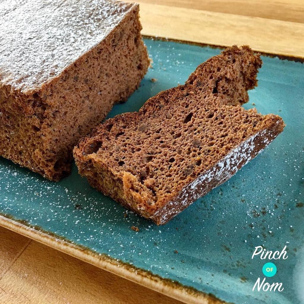 Chocolate and Orange Cake pinchofnom.com