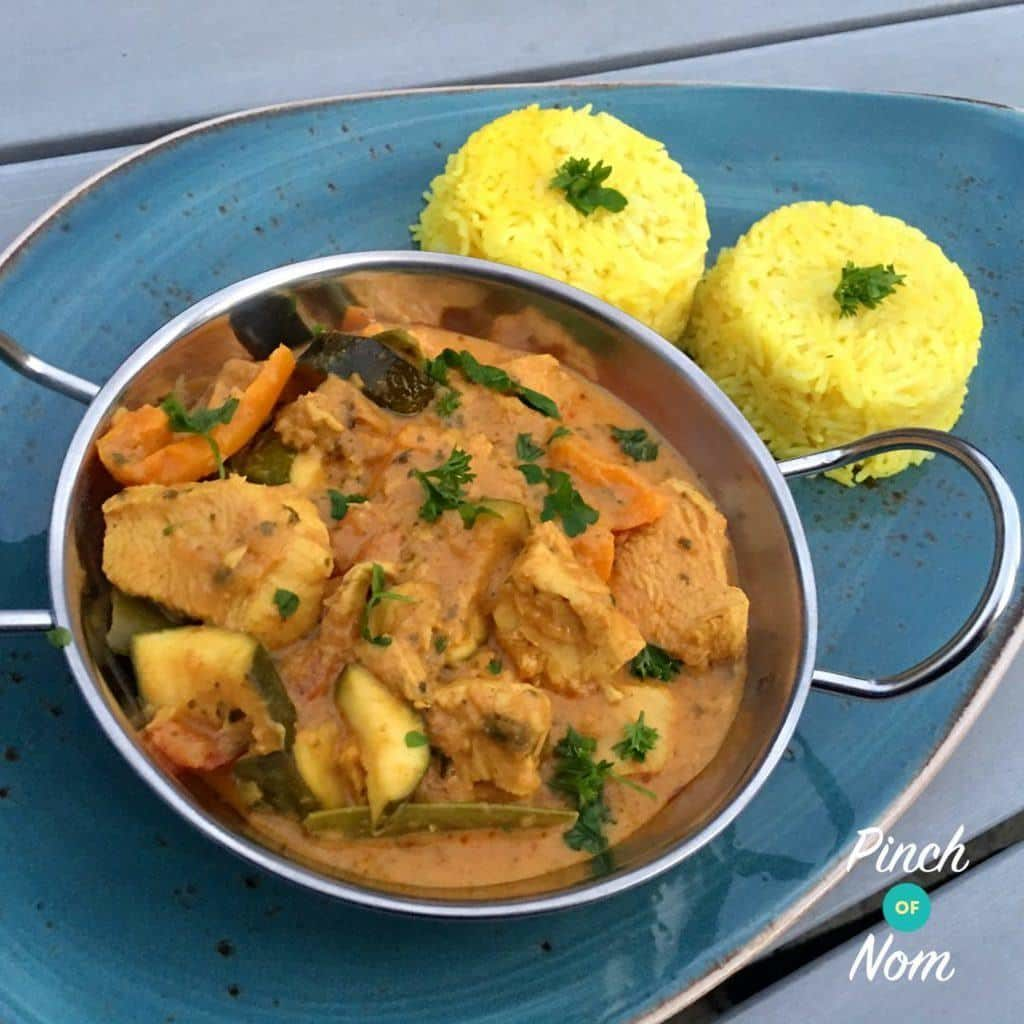 Syn Free Chicken Tikka Masala Curry | Slimming World