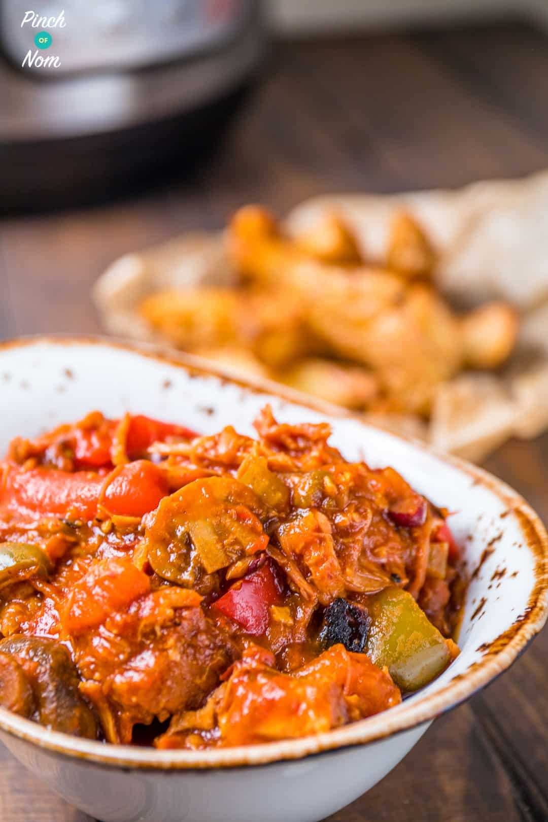 Campfire Stew | Slimming & Weight Watchers Friendly Recipes - Pinch of Nom