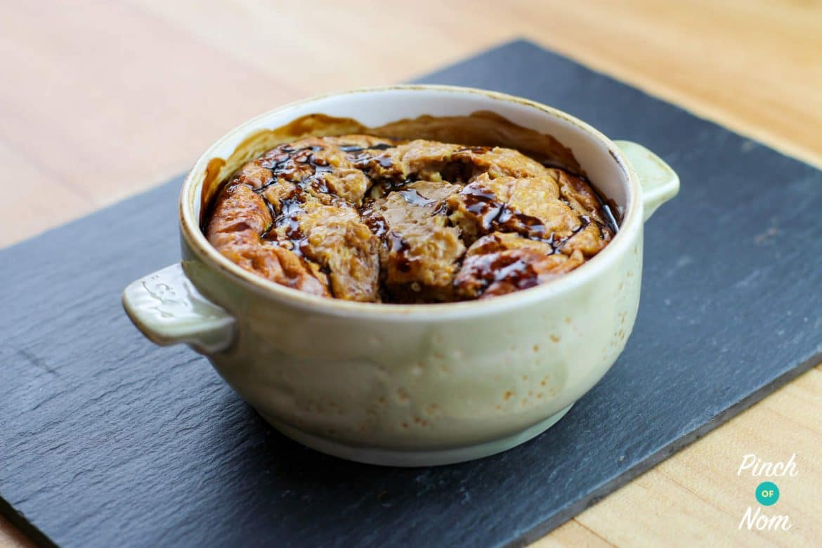 Low Syn 'Bounty' Baked Oats | Slimming World