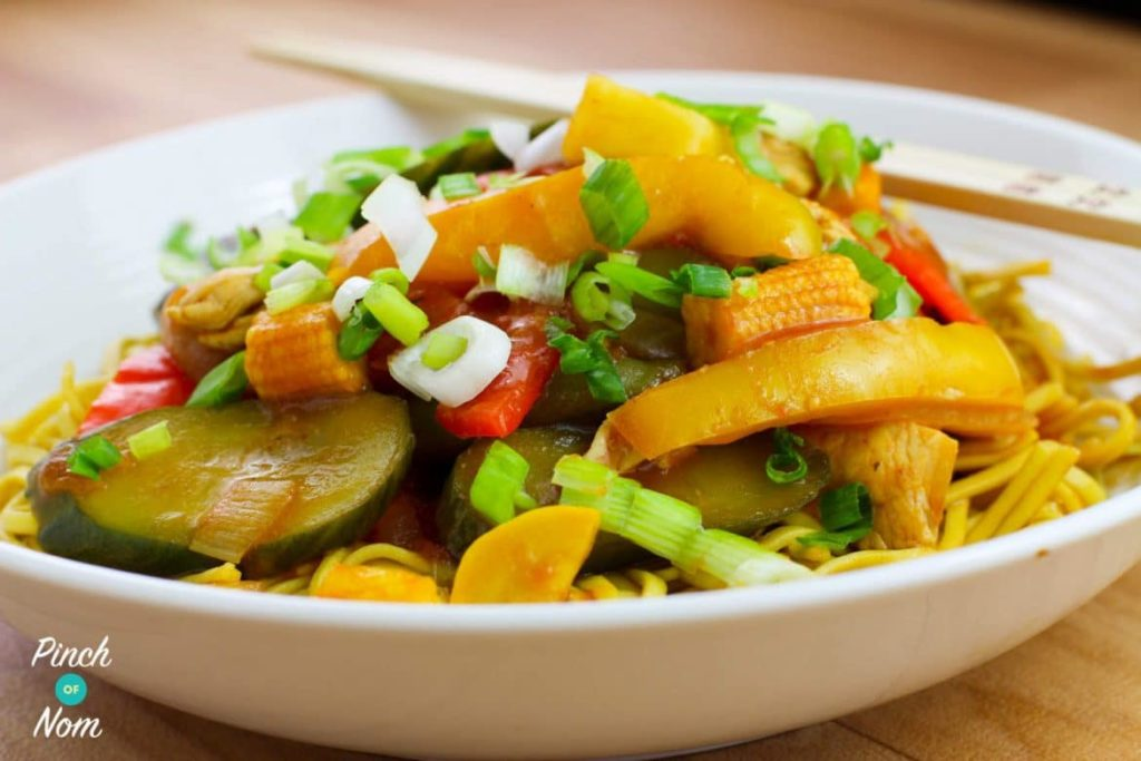 Sweet and Sour Chicken   Slimming & Weight Watchers Friendly