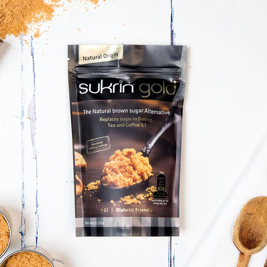 Sukrin Gold - Low Syn Banana and Peanut Muffins | Slimming World