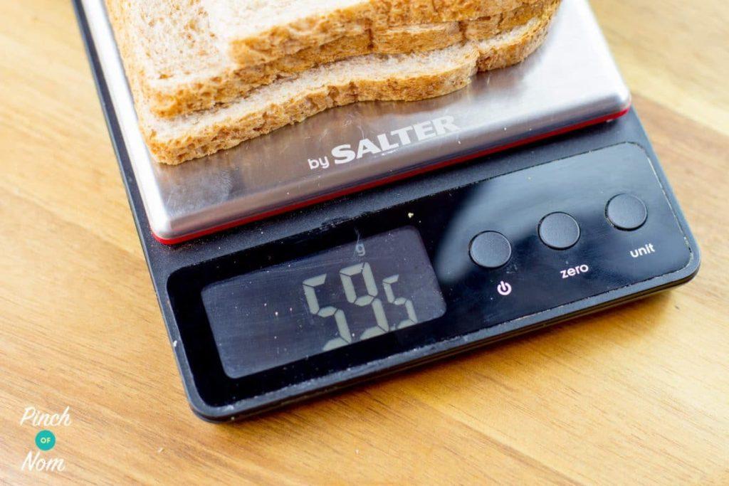 BLT Sandwich | Slimming & Weight Watchers Friendly