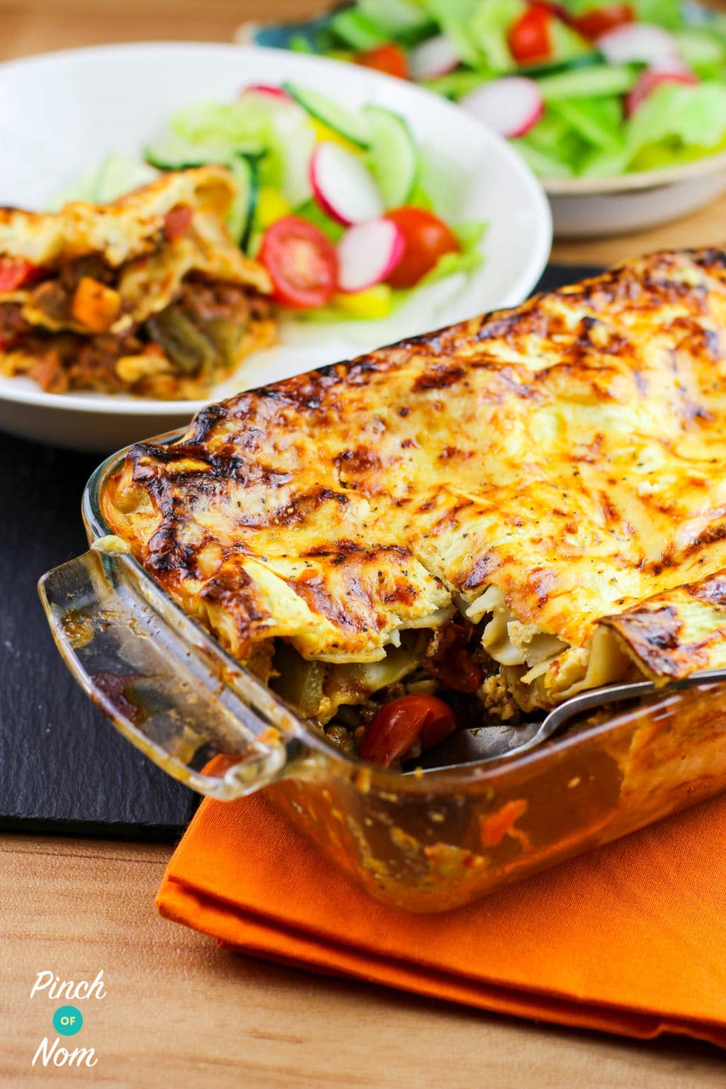 Top Slimming World Dinner Recipes - Syn Free Lasagne