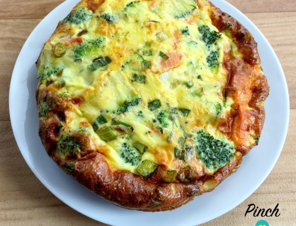 Syn Free Smoked Salmon and Broccoli Quiche   Slimming World