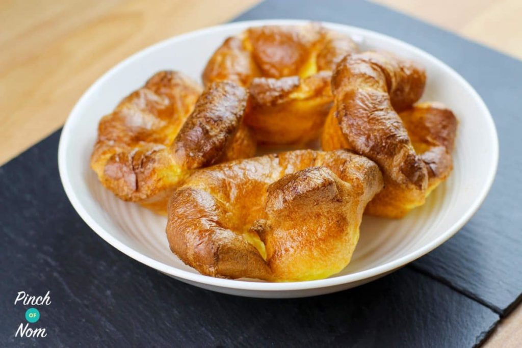 Yorkshire Puddings | Slimming & Weight Watchers Friendly