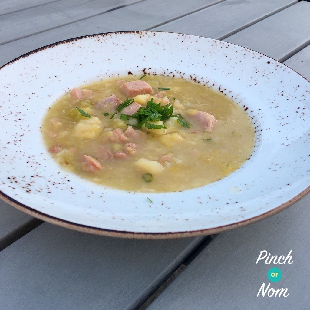 Ham Leek And Potato Soup Slimming Weight Watchers Friendly