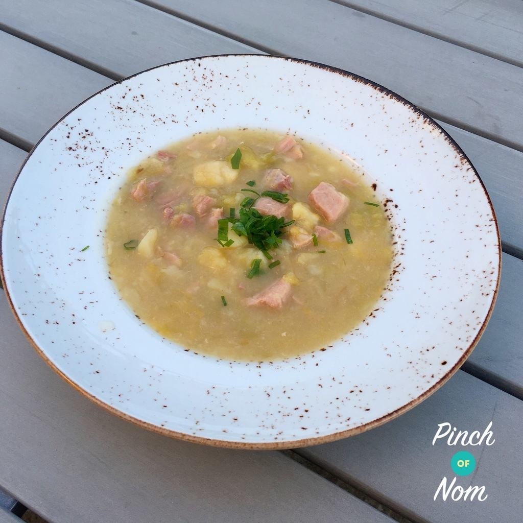 Ham Leek Pot Soup | Slimming World