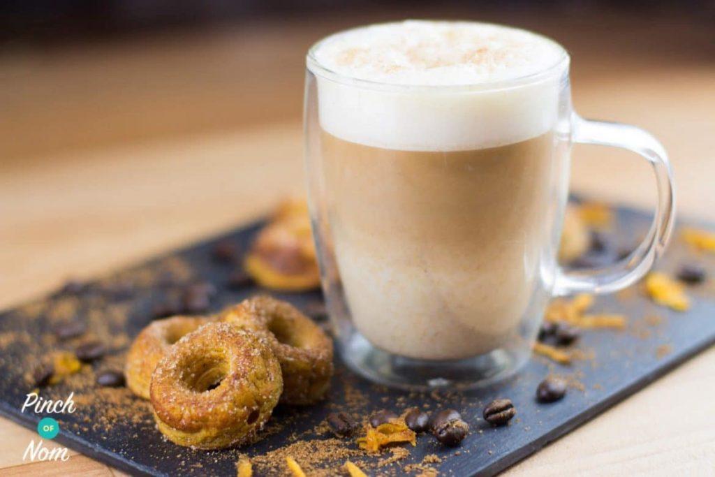 Pumpkin Spiced Latte | Slimming & Weight Watchers Friendly