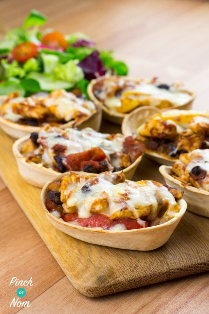 Pizza Boats | Slimming & Weight Watchers Friendly