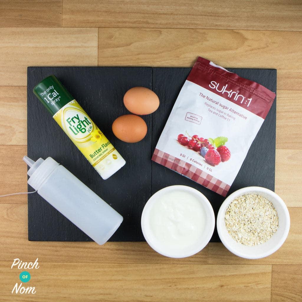 Lace Pancakes | Slimming World & Weight Watchers Friendly