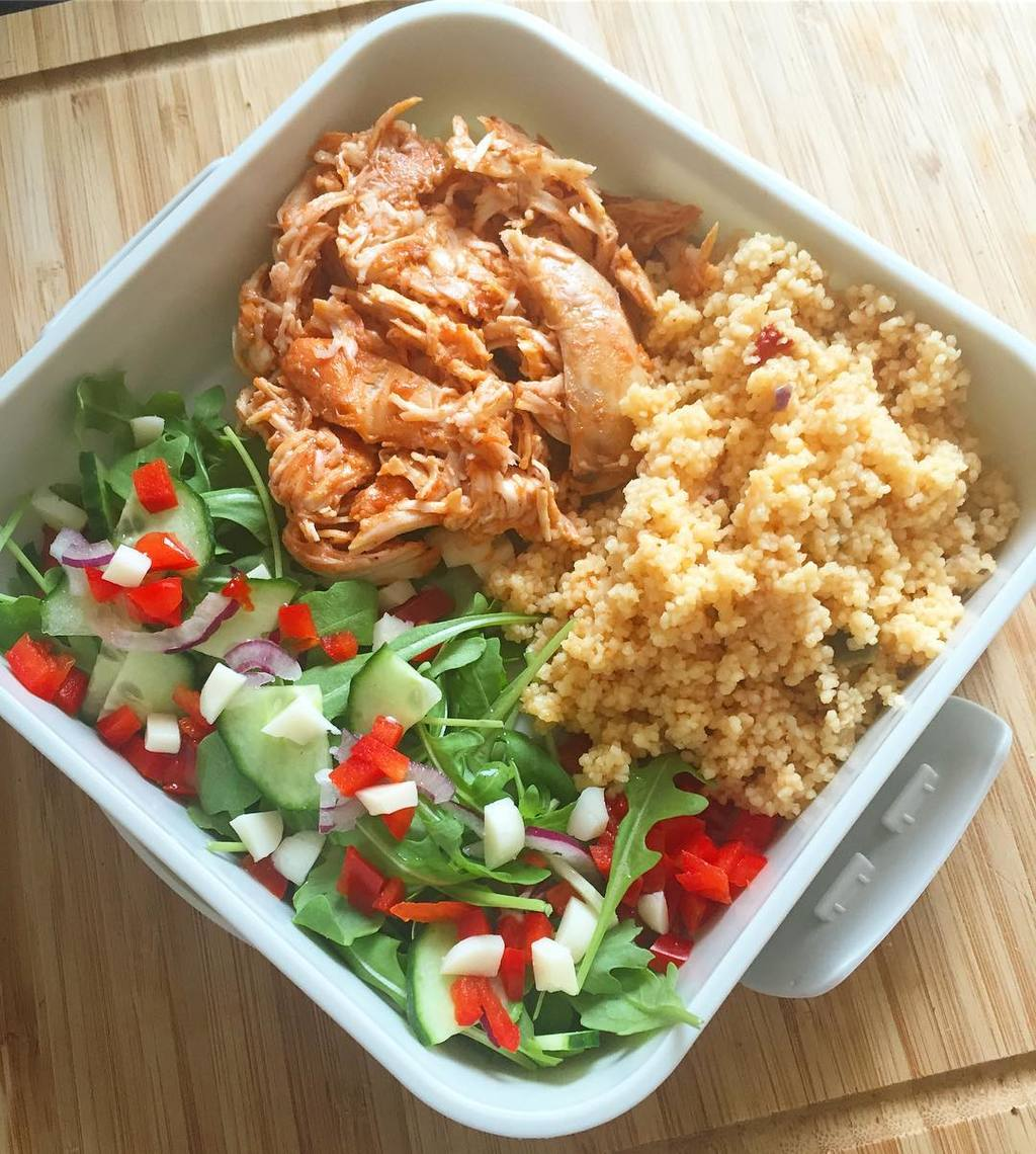 The Easy Guide To Slimming World Packed Lunches - Pinch Of Nom