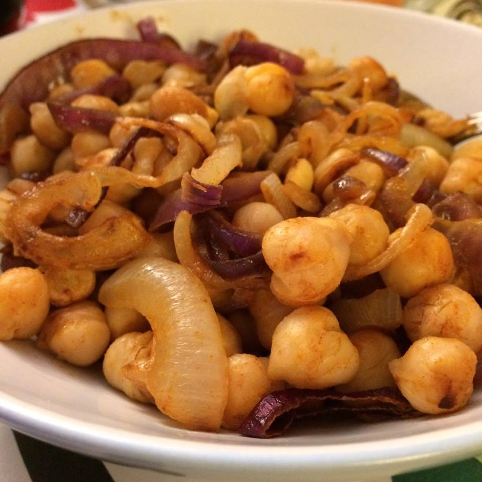 Roasted Garlic Chickpeas - New Slimming World Shopping Essentials - 1/9/17