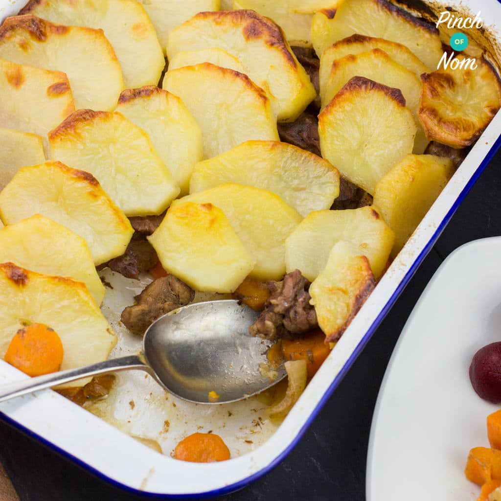 Lamb Scouse | Slimming & Weight Watchers Friendly