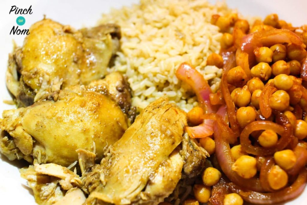 Easy Chicken Curry   Slimming & Weight Watchers Friendly