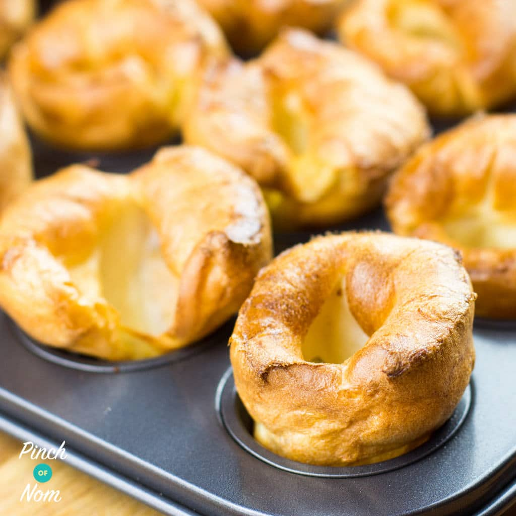 Yorkshire Pudding For 2 >> Mini Yorkshire Puddings Slimming Weight Watchers