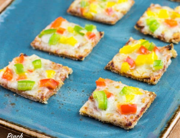 1 Syn Each Mini Pizza Bites | Slimming World