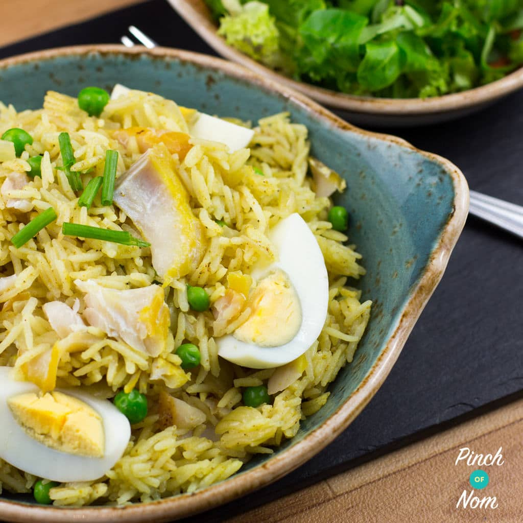 Kedgeree - Pinch Of Nom Slimming Recipes