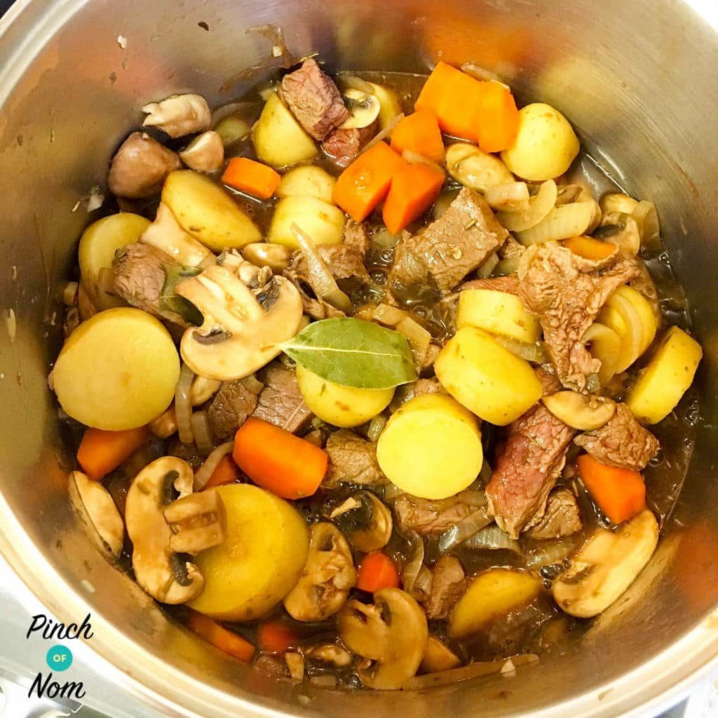 Half Syn One Pot Slow Cooked Beef | Slimming World