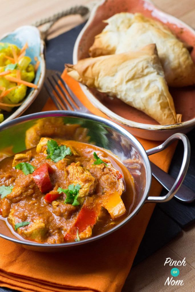 Syn Free Chicken Balti | Slimming World