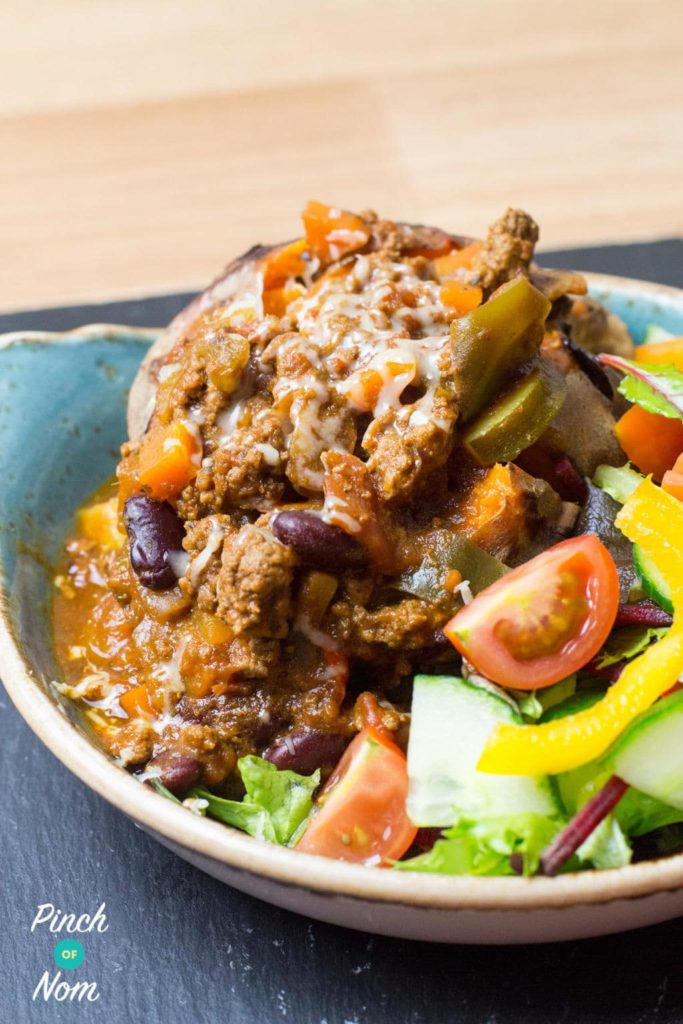 Chilli Con Carne | Slimming & Weight Watchers Friendly