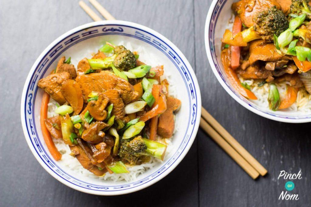 Hoi Sin Chicken   Slimming & Weight Watchers Friendly