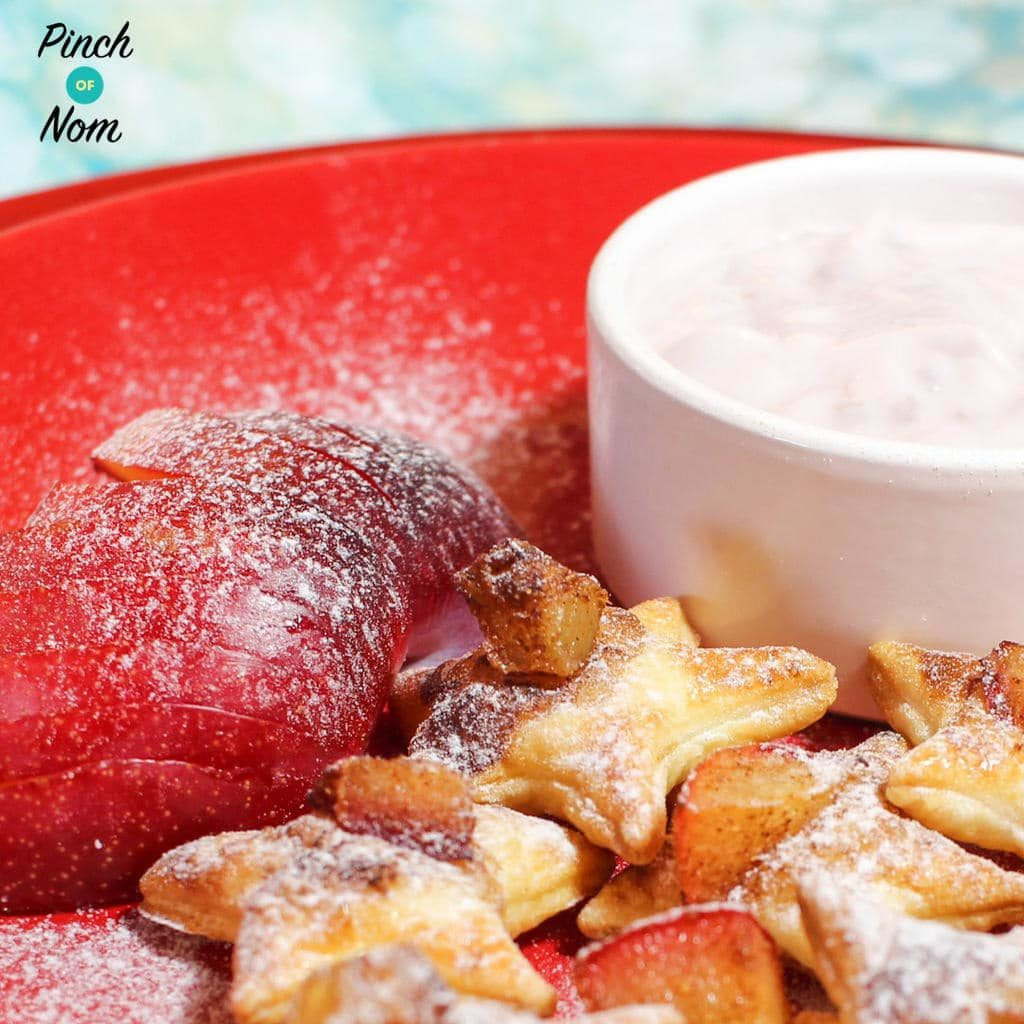 Low Syn Spiced Plum Puffs | Slimming World