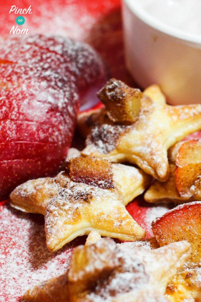 Spiced Plum Puffs | Slimming & Weight Watchers Friendly