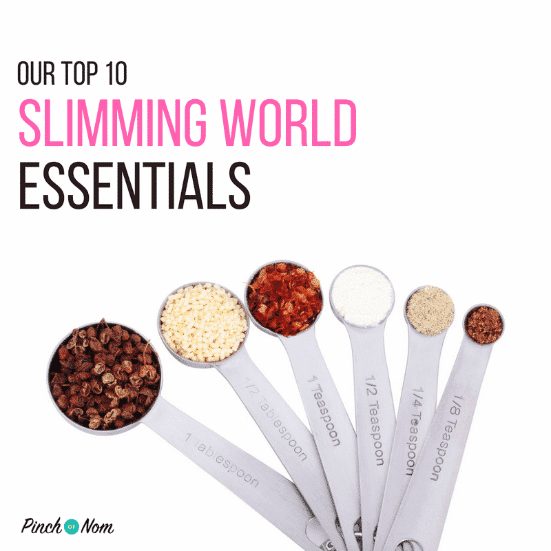 Top 10 Slimming World Essentials Pinch Of Nom