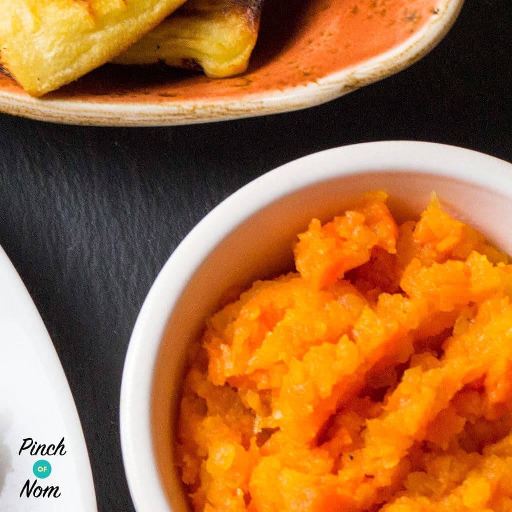 Syn Free Buttery Carrot and Swede