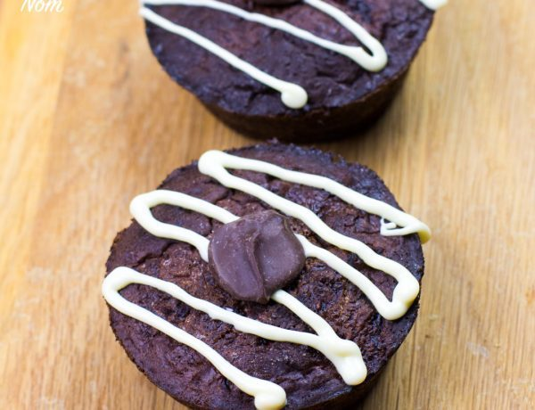 Low Syn Chocolate and Beetroot Muffins